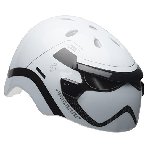 BELL Kinder Star Wars 3D Trooper Child MS EU Helmet, Multi-Coloured, 50-54 cm