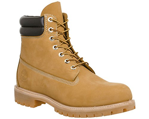 Timberland 6 In Boot, Bottes Classiques Homme Wheat