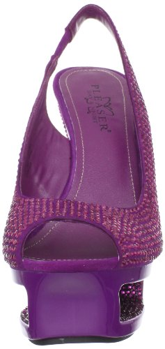 DELUXE-654RS Purple Suede