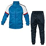 Diadora Cuff Suit CORE Light Herren BLAU Training SANZUGE 17430960035