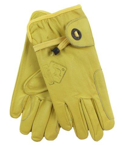 """SCIPPIS, """"Gloves"""", Handschuhe, tan, M"""