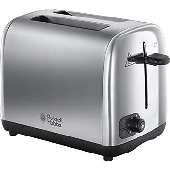 Tefal Avanti 6875915p Hi Speed Toaster 2 Slice Brushed