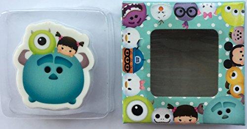 um Sulley Monsters Inc Die-Cut Radiergummi (Sulley Monsters Inc)