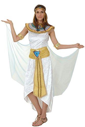 Generique - Königin von Ägypten-Kostüm für Damen bunt M