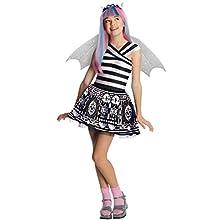 Monster High Rochelle Goyle Costume Medium 5-7 Years