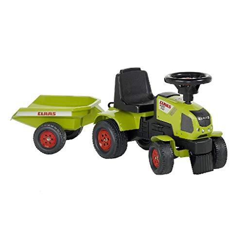 Falk Claas Axos 310 Apertura por Empuje Tractor - Juguetes de Montar (300 mm, 370 mm, 97 cm, 3 kg, 285 mm, 305 mm)