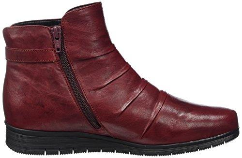 Gabor Damen Basic Stiefel Rot (55 dark-red)
