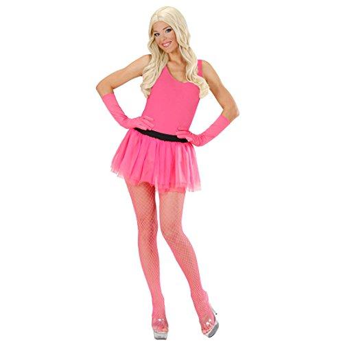 Amakando Tütü Rock Mini Tüllrock pink Ballerina Petticoat Sexy Ballett Minirock Tüll Unterrock Tutu - Sexy Ballerina Kostüm