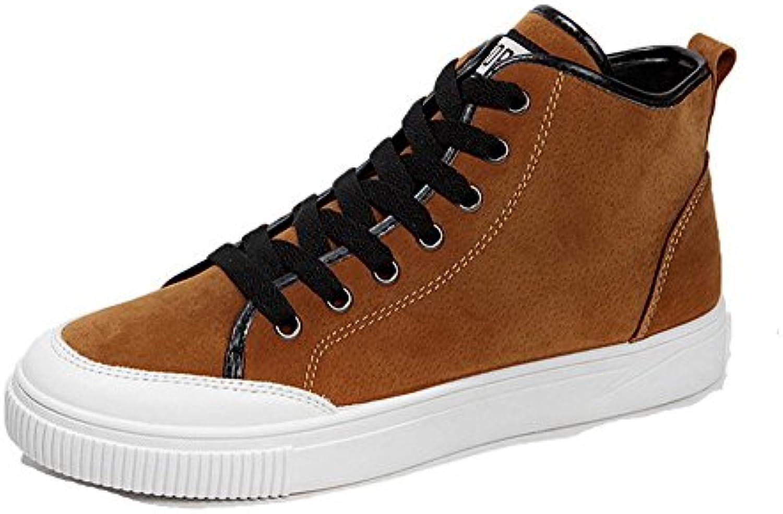 AgeeMi Shoes Herren Erwachsene Rund Zehe Classic Low Top Sneakers Freizeitschuhe