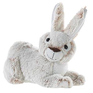 Heunec 820678-Conejo Tumbado, 23cm, Color marrón
