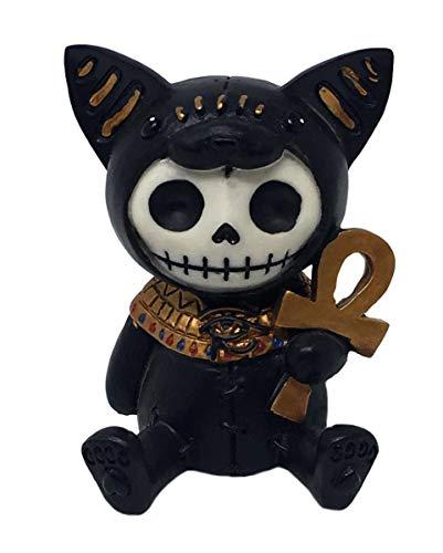 Horror-Shop Kleine Bastet Furrybones Figur - die Geschenkidee für Gothic Fans