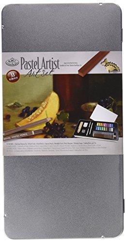 royal-langnickel-set-da-disegno-con-colori-a-pastello-in-contenitore-metallico-misura-grande