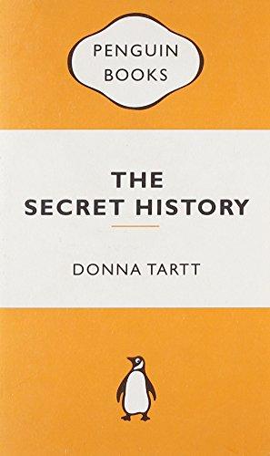 Buchseite und Rezensionen zu 'The Secret History (Popular Penguins)' von Donna Tartt