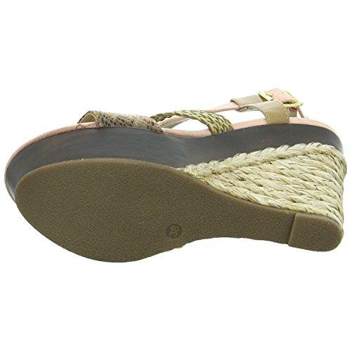 Bullboxer Damen Sandaletten Mehrfarbig Z8q0M