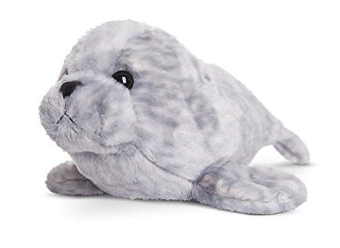 Aurora World Destination Nation Seal Plush Toy (Grey/White) by Aurora