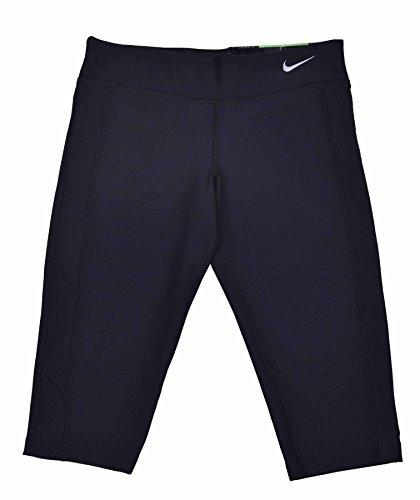 Nike Big Girls (7-16) Dri-Fit Legend Tight Fit Training Capris-Black-Small