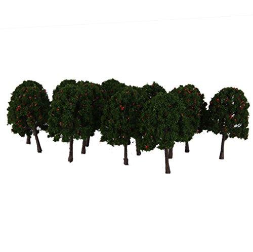 arbre-modele-avec-fruits-rouges-en-plastique-pour-paysage-modelisme-ferroviaire-echelle-1-100-95cm-l
