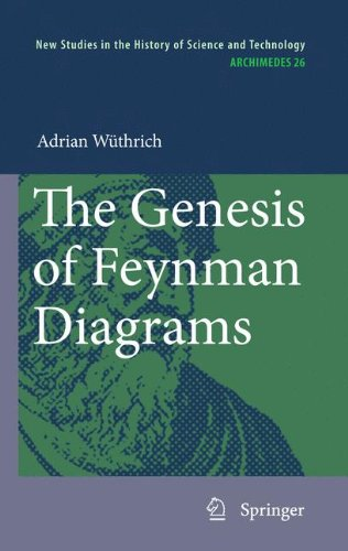 The Genesis of Feynman Diagrams (Archimedes, Band 26)