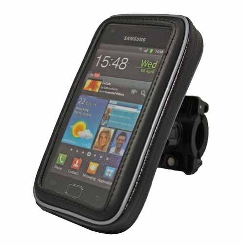 Rocina Motorrad XL Set / Fahrrad Tasche für LG E960 Google Nexus 4 / P760 Optimus L9
