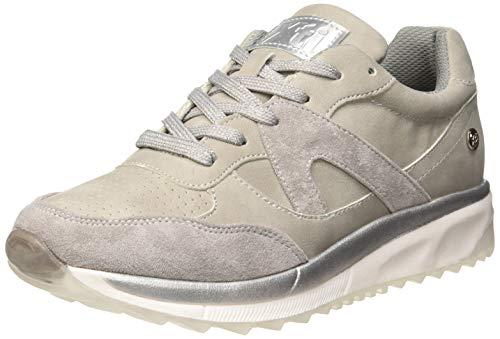 XTI 49012, Zapatillas Mujer, Blanco Hielo, 39 EU