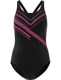 4a17b9c443b308 Suchergebnis auf Amazon.de für: Badeanzug, Adidas, schwarz-pink ...