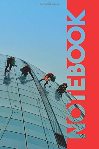 Notebook: Window Cleaning Services Practical Composition Book for High Rise Washer por Molly Elodie Rose