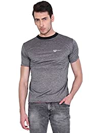 VERSATYL - Stylish Round Neck T-Shirts for Men. Use It for Sports Gym Athletic Training Workout Or Everyday Use