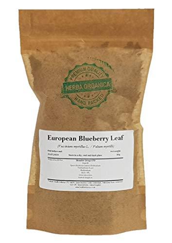 ccinium Myrtillus L/European Blueberry Leaf # Herba Organica # Blaubeere, Schwarzbeere, Mollbeere (50g) ()