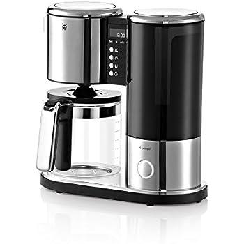 wmf lineo shine kaffeemaschine filterkaffeemaschine mit timer glaskanne 12 tassen. Black Bedroom Furniture Sets. Home Design Ideas