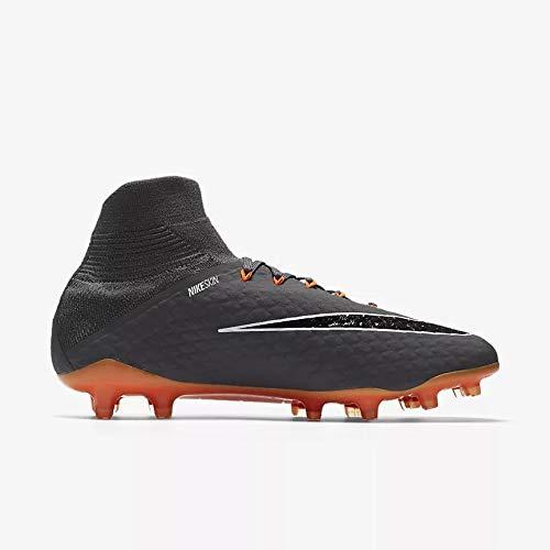 Nike Hypervenom Phantom 3 Pro DF FG AH7275 0, Botas de fútbol Unisex Adulto, Multicolor (Indigo 001), 42 EU