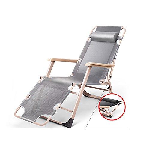 Poltrone reclinabili feifei lounge chair divano pieghevole portatile famiglia siesta sedia multifunzione schienale sdraio/sedie a sdraio per giardino ufficio all'aperto coperta sedia a sdraio collas