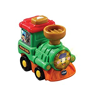 VTech 508003 Toot Drivers - Tren de Vapor, Multicolor