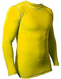 FLOSO - T-shirt base layer thermique - Homme