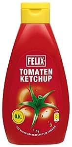 de ketchup de tomate Felix - 1 kg