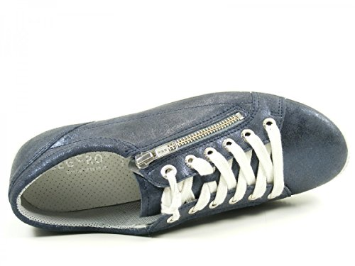 Legero 0-00818-83, Scarpe stringate donna Blau