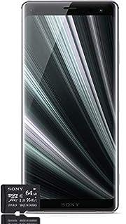 Sony Xperia XZ3 Smartphone débloqué 4G (Ecran : 6 pouces - 64 Go - Double SIM - Android 9.0) Gris Perle + Carte mémoire 64 Go offerte [Exclusivité Amazon] - Version française (B07HBFWR6Q)   Amazon price tracker / tracking, Amazon price history charts, Amazon price watches, Amazon price drop alerts