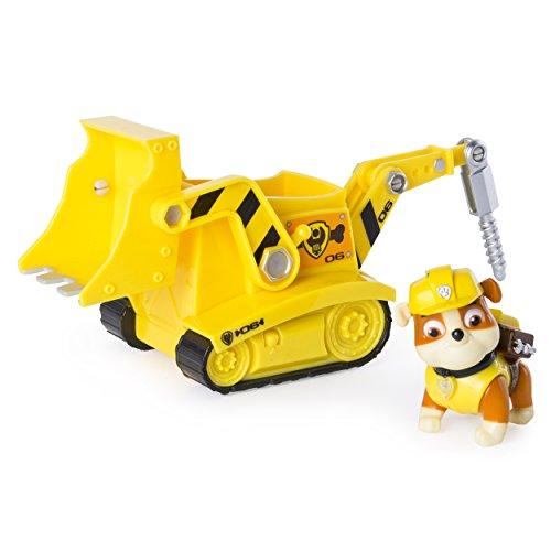 Paw Patrol Rubbles Diggin Bulldozer