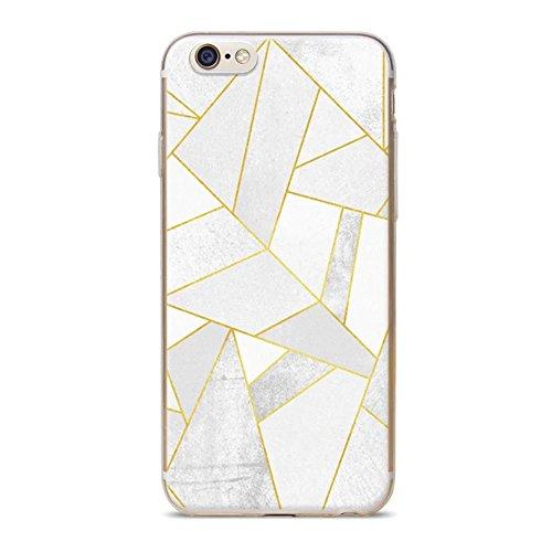iPhone 7 Hülle, Vandot Glänzend Glitzer Handmade Schutzhülle für iPhone 7 Cover TPU Silikon Gummi Case Transparent Crystal Durchsichtig Weich Soft Telefonkasten Kristall Glitter Handytasche Diamant Bl Color 15