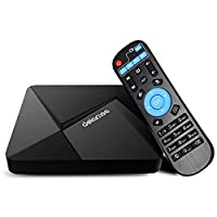 TV Box,Dolamee D5 Android 6.0 4K HD Smart Box with HDMI Media Player Supports 2.4G Wifi for TV Entertainment