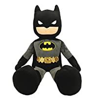 Animal Adventure Jumbo Batman Justice League Plush, Black/Gray/Gold, Jumbo-40