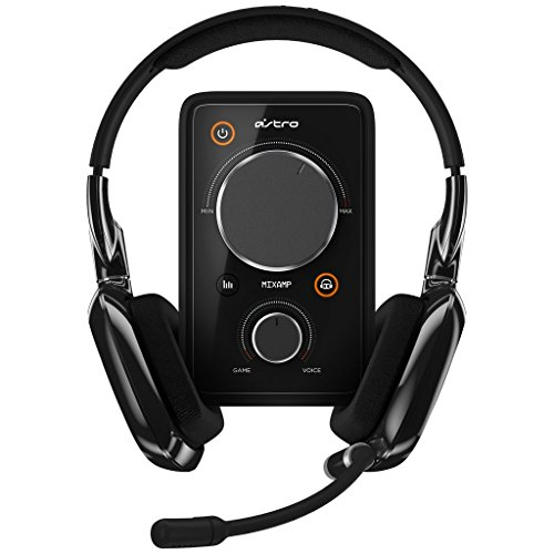 Astro Gaming A30 Dolby 7.1 Headset Black inklusive MixAmp schwarz [PlayStation 4, PlayStation 3, Windows 8, Xbox 360, Windows 7] (3 360 Xbox Uncharted)