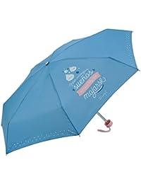 """Paraguas plegable Mr. WonderfulPara conseguir sueños siempre hay que mojarse"""""""