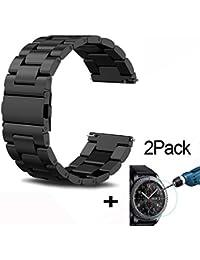 Correa Compatible para Samsung Gear S3 Frontier/Classic/Galaxy Watch 46mm,Pulsera
