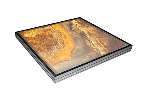Sandstein Panel Volcano 60x60 -
