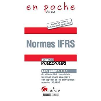 Les Normes IFRS 2014-2015, 2ème Ed