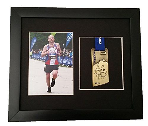 marathon-medal-photo-frame-black