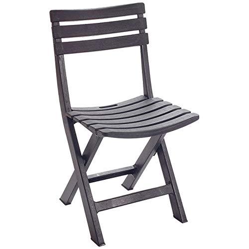 Sedia komodo piegh. antracite