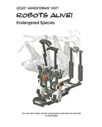 Robots Alive! Endangered Species (Lego Mindstorms NXT) by Fay Rhodes (2009-10-28)
