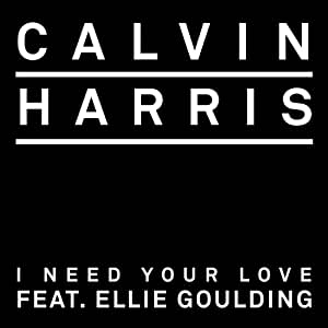 I Need Your Love [Import USA]