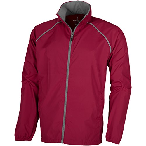 Elevate Mens Egmont Packable Jacket